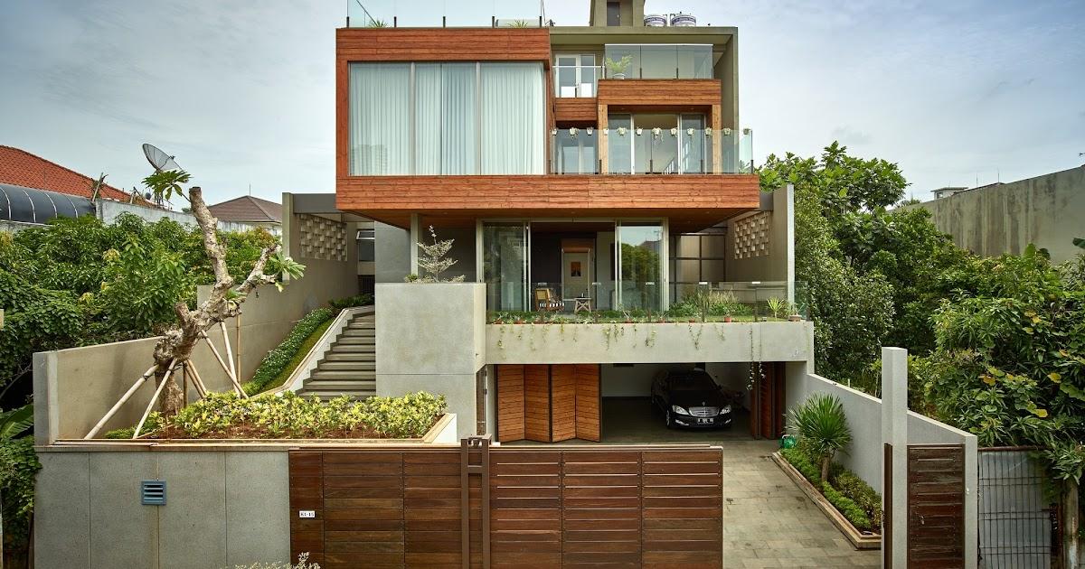 Rumah Kayu Model Villa - Harbolnas d