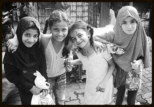 Hope And The Muslim Kids - Spirit Of Innocence Spirit Of Ramzan.. by firoze shakir photographerno1