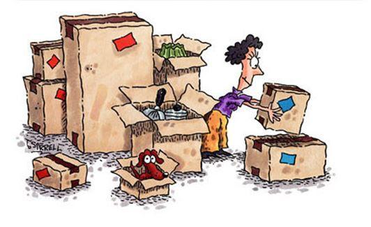 Bildresultat för unpacking