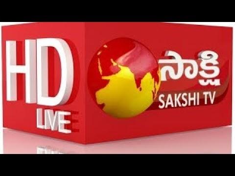 [Live] Sakshi TV News Today Streaming Online
