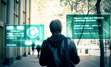 Ingress: The game that reveals Google's secret war to control London