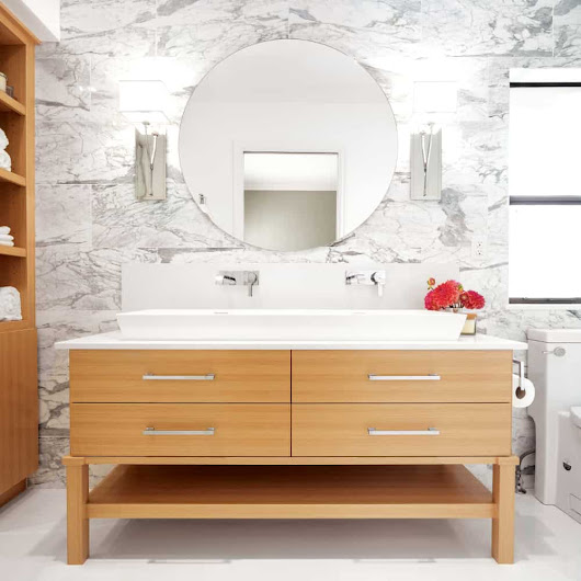 How-to Create a Hotel Chic Bathroom – Home Trends Magazine