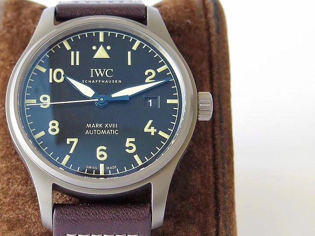 Replica IWC Mark XVIII IW327006