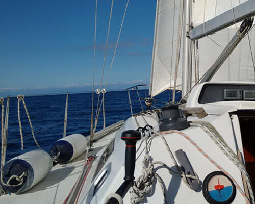 Weekend sailing courses Sardinia sailing, Sardinia excursions
