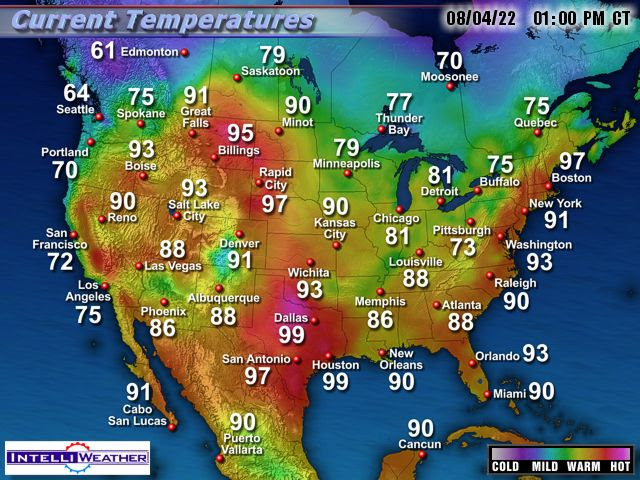 The Reference Frame: Record cold temperatures in 2009
