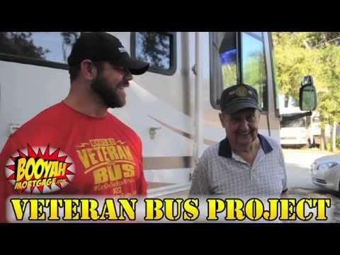 Day 12 - Booyah Veteran bus Project - More Veterans, More Hiking