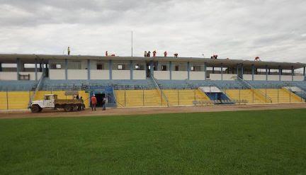 Rondônia manda reformar estádio para receber o RBFC
