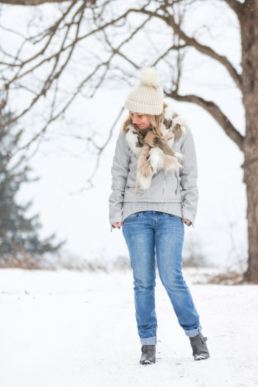 Faux Fur: A Hibernating Bloggers Best Friend - House of Illusions