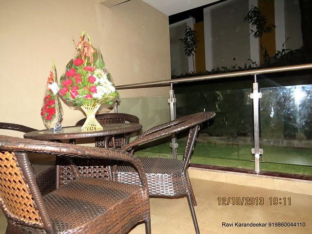 Sit Out - Visit 2 BHK Show Flat of Venkatesh Lake Life, Phase 1 - 1 BHK 2 BHK Flats & Shops on Dattanagar Jambhulwadi Road, Ambegaon Khurd, Pune