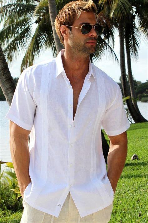 Men?s Linen Shirt, Guayabera shirt, Men?s linen pants, men