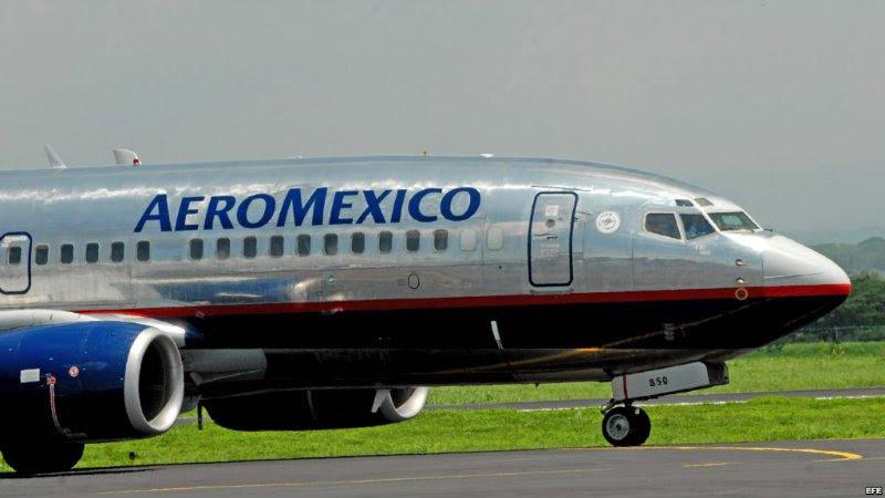 La aerolínea mexicana se suma a Latam y Lufthansa, quienes también han dejado de volar a esa nación (Notilogia)