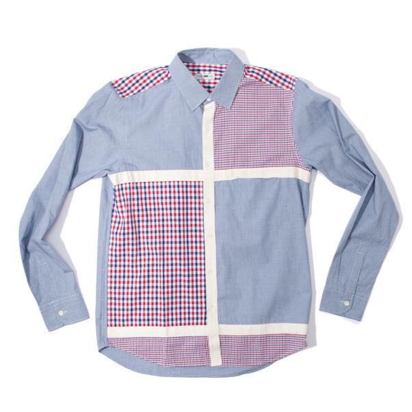 507-Cash Ca Mondrian LS Shirt-13