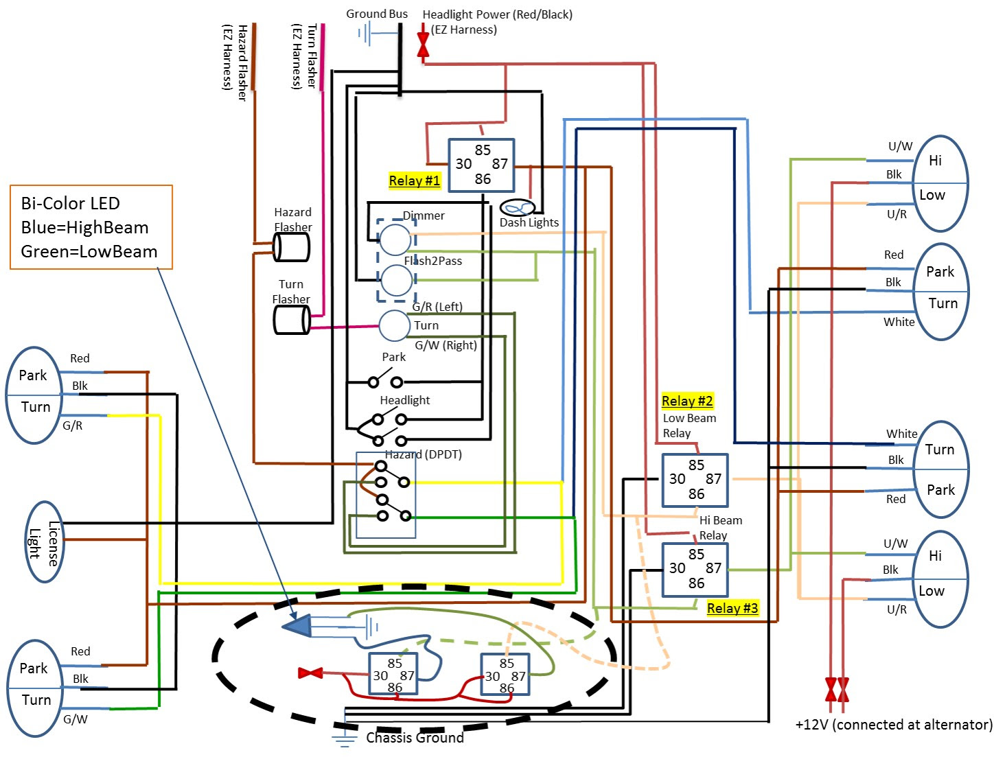19 Lovely Golf Cart Ignition Switch Wiring Diagram