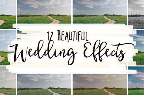 20  Best Wedding Photoshop Actions   Design Shack