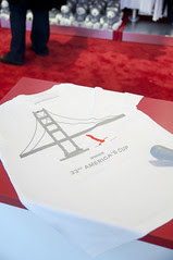 America's Cup T-Shirt, Oracle OpenWorld & JavaOne + Develop 2010, Moscone North