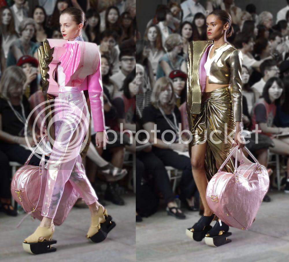 Sarah Arnold (Fashion Design With Marketing) CSM BA Press Show