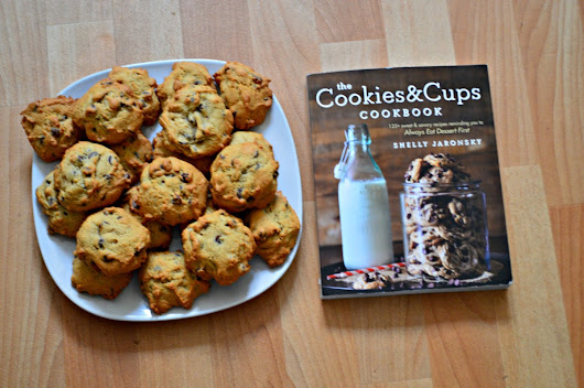 Chocolate Chip Cookies and The Cookies and Cups Cookbook