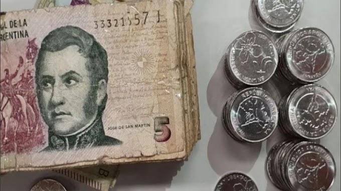 Billete de $5: el Banco Central extenderá el plazo de circulación