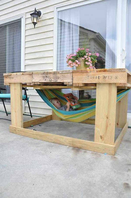 Insanely Creative DIY Backyard Furniture Ideas That Everyone Should Pursue