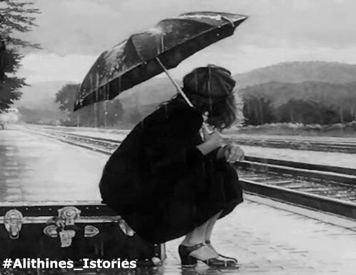 waiting #Alithines_Istories