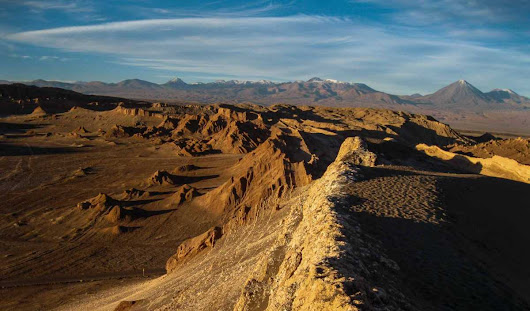 Otherworldly Atacama: Geysers, Buried Villages, and Lunar Landscapes - Travel Past 50