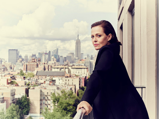 Why Sigourney Weaver Always Packs a Turtleneck