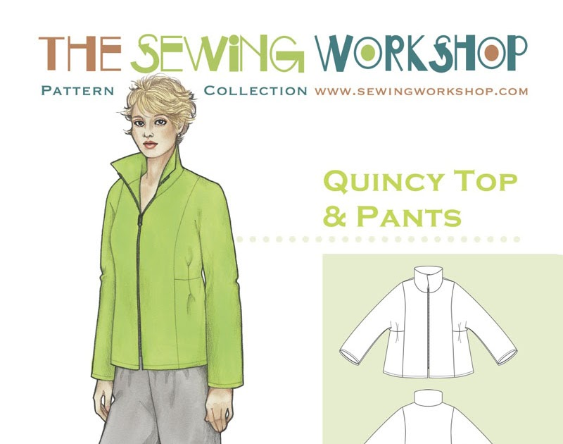 Biblioblog The Quincy Jacket Some Thoughts On Patternmaking