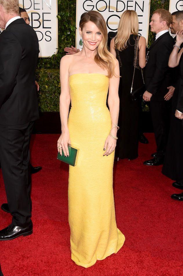 4 Le Fashion Blog 5 Best Golden Globe Awards 2015 Looks Style Red Carpet Leslie Mann Bright Yellow Kaufman Franco Gown photo 4-Le-Fashion-Blog-5-Best-Golden-Globes-2015-Looks-Style-Leslie-Mann-Bright-Yellow-Kaufman-Franco-Gown.jpg