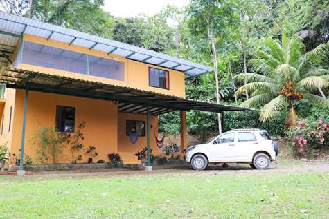 FOUR BEDROOM HOME WITH OCEAN AND MOUNTAIN VIEWS!!!, Dominical, Puntarenas, For Rent by Saul Rasminsky