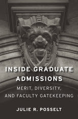 Cover: Inside Graduate Admissions in HARDCOVER