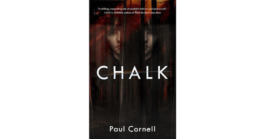 Chalk by Paul Cornell — Reviews, Discussion, Bookclubs, Lists