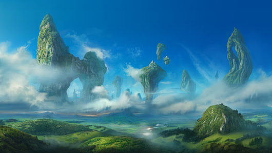 MMO Anomaly: Behind the scenes with the world builders of Firefall
