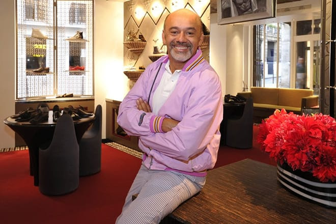 Christian Louboutin Men's Paris Store