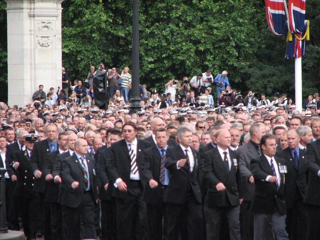 Veterans of the Falklands War