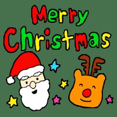 Lineスタンプクリスマスの完全一覧 全1000種類