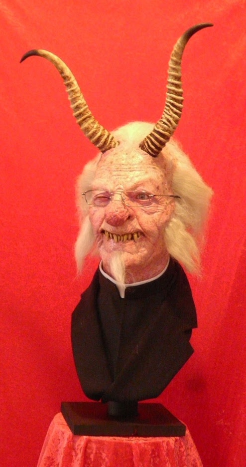 SATANIC PRIEST 2 by chuckjarman