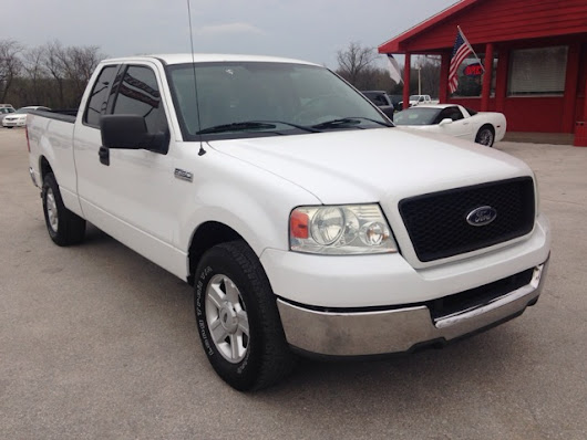 Used 2004 Ford F-150 for Sale in Springfield MO 65802 Clouse Motor Company