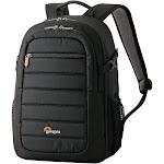 """Lowepro Tahoe BP 150 Camera Backpack - 10"""" - Black"""