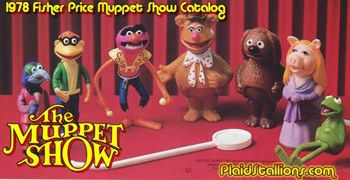 1978 muppet catalog