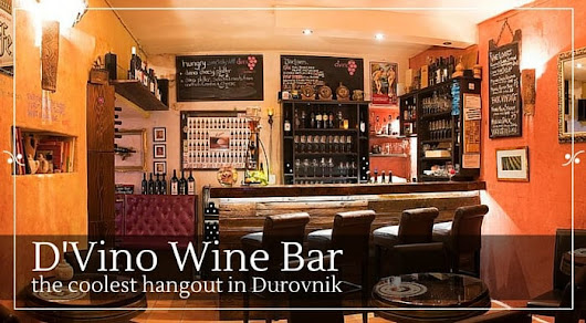D'Vino Wine Bar Dubrovnik | Croatia Travel Guide & Blog