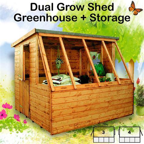 popular garden sheds dual potting shed birstall