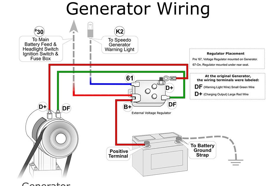 Volkswagen Generator Wiring Diagram