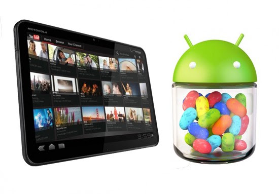 Testers and tweakers get Jelly Bean for their Honeycomb era Xoom WiFis