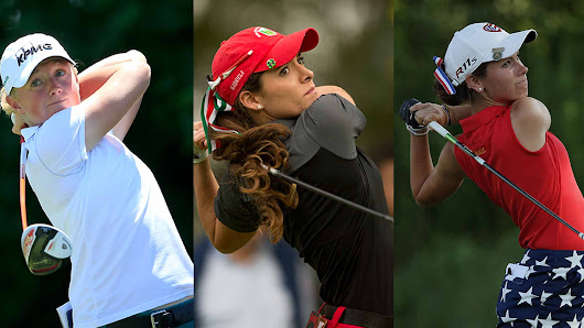 Razorbacks Lewis, Lopez and Marks To Play In Front of Hometown Crowd | LPGA | Ladies Professional Golf Association
