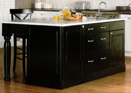 Kitchen Cabinet Painting Ideas that Accent your Kitchen Colors