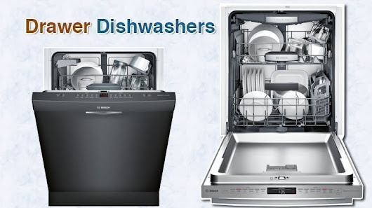 Top 10 Best Drawer Dishwashers in 2018 - TopTenReviewPro