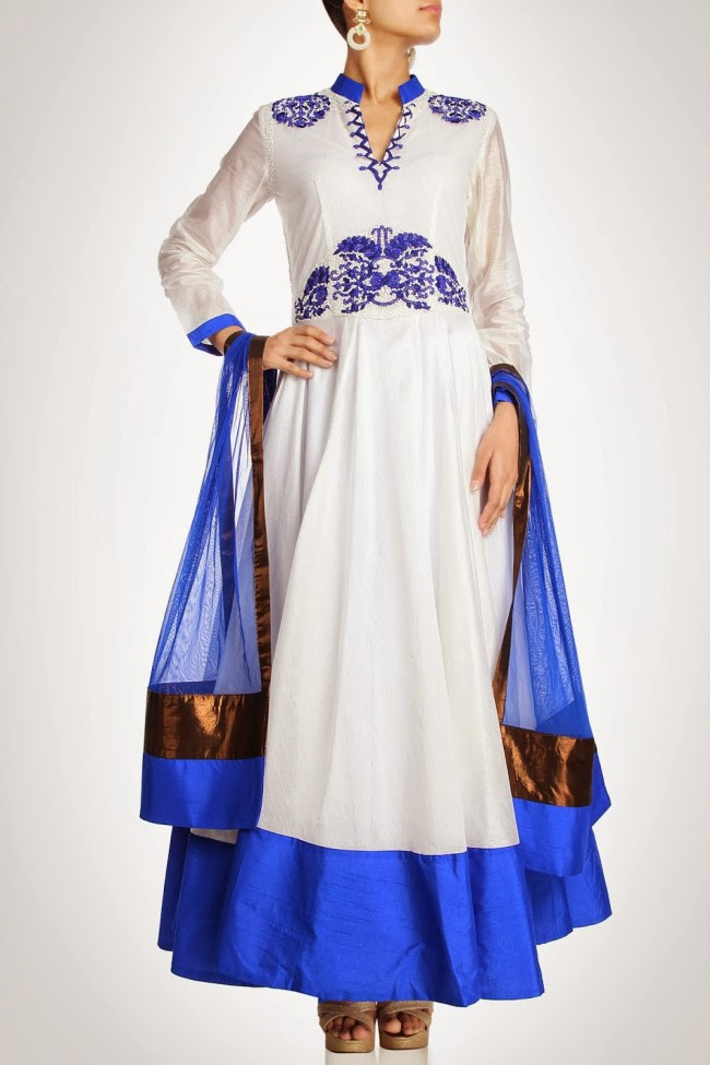 Anarkali-Ankle-Length-New-Fashion-Frock-Suits-by-Designer-Charu-Parashar's-Girls-Outfits-5