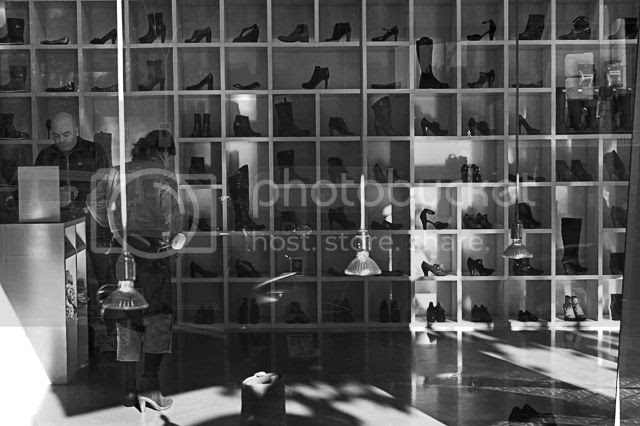 Shoe Shopping in Barcelona [enlarge]