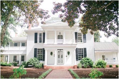 LESLIE ALFORD MIMS HOUSE   HOLLY SPRINGS WEDDING