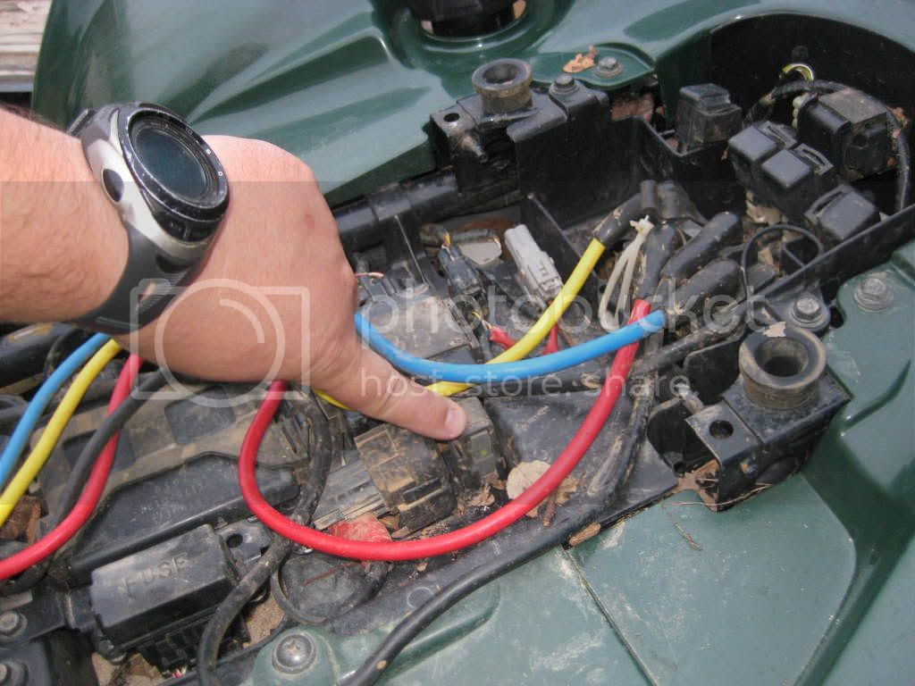 Kawasaki Prairie 360 Carburetor Diagram - Wiring Site Resource